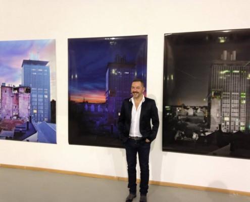 Fotoausstellung SEVEN(th) HEAVEN - Behram Salmassinia